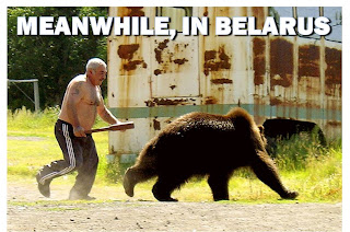 meanwhile in belarus