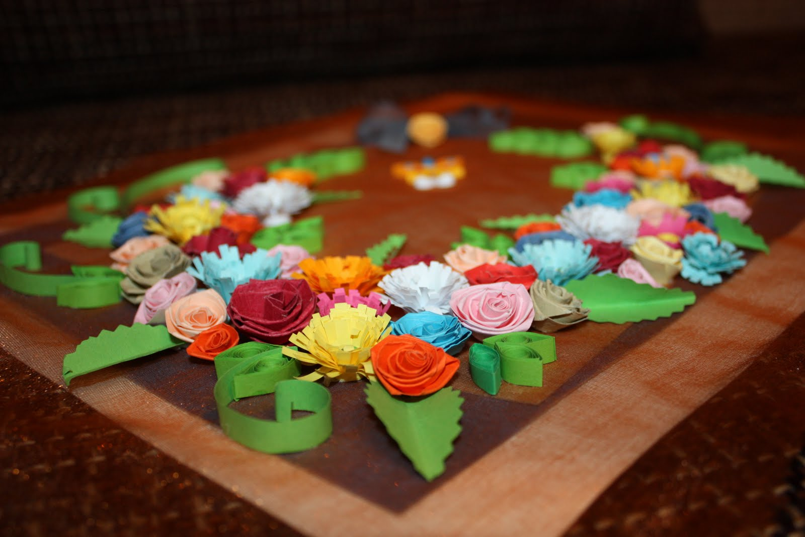 Tablouri Quilling