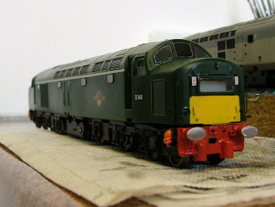 One of my versions using a Lima body and a Bachmann chassis