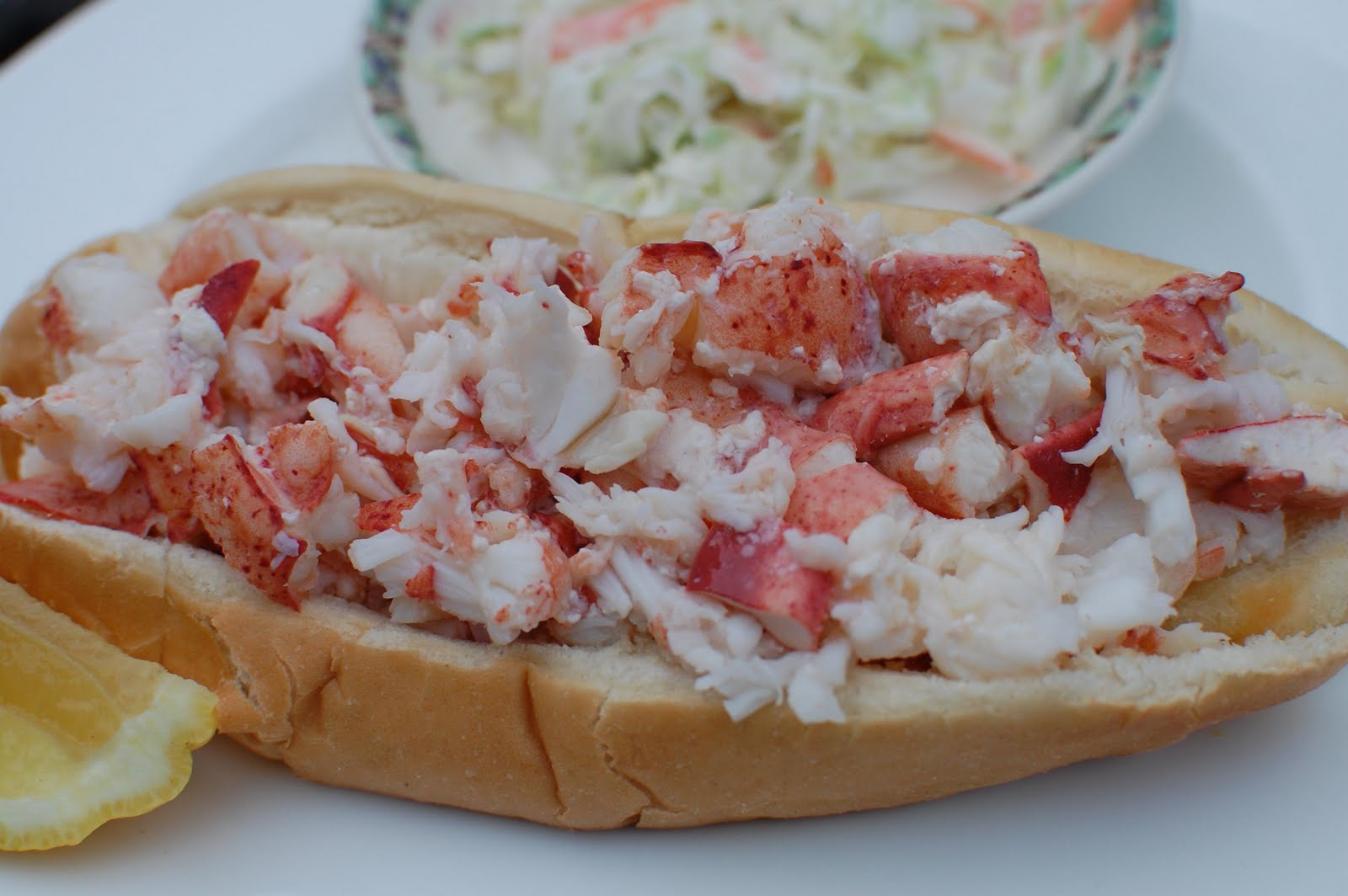 NJ Epicurean: Warm Lobster Roll