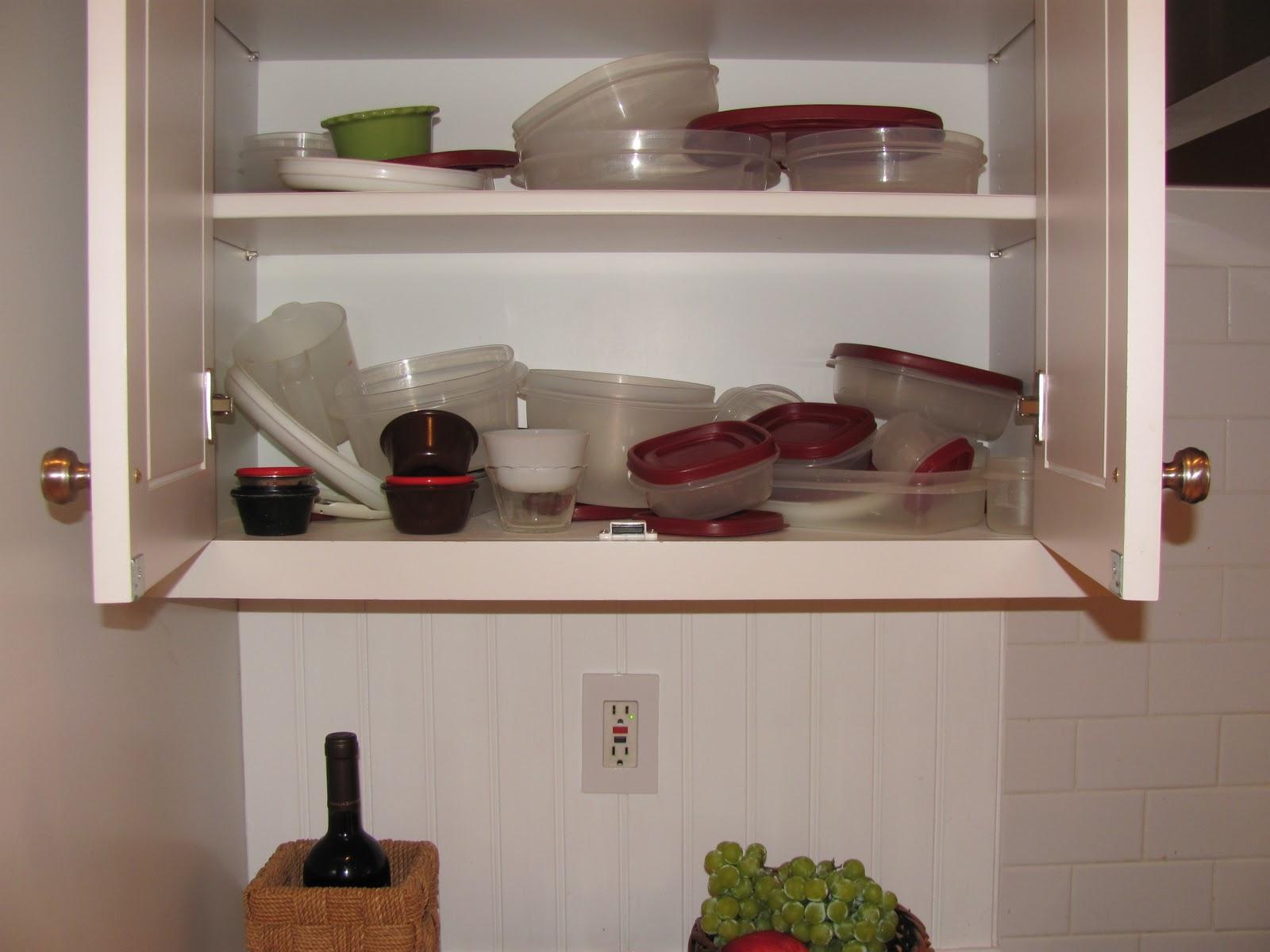 organized kitchen cabinet u0026 drawers chic coastal living honey