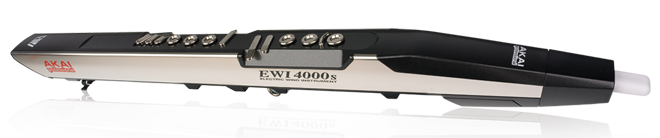The Akai EWI 4000s