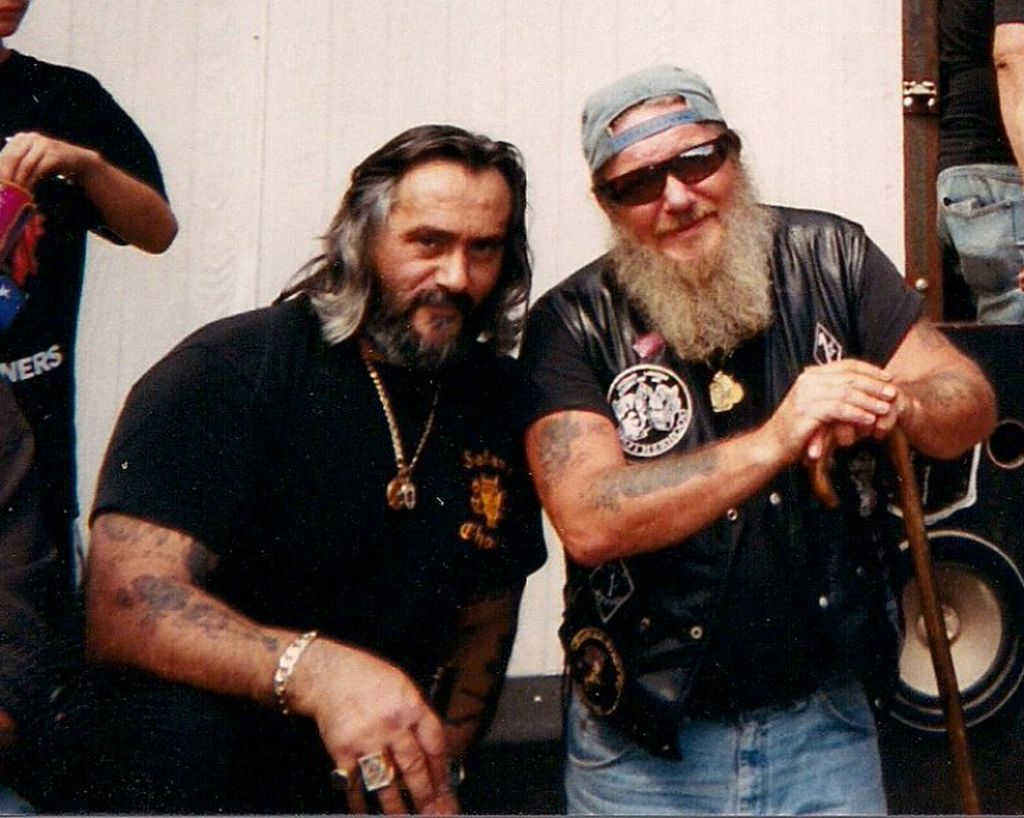 Bandidos Frank Lenti left Ripper Fullager