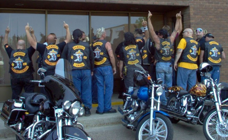 Bandidos after Rebels become Bandidos in Alberta in July 2004