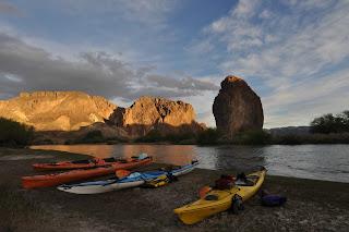River Kayak Expedition in Patagonia River Kayak Expedition in Patagonia