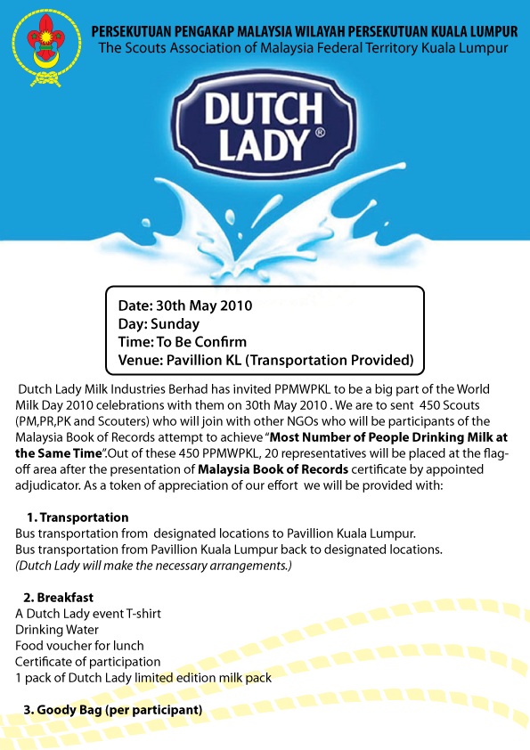 dutch lady milk industries berhad Dutch lady malaysia generations in malaysia have grown up with dutch lady for years, we at dutch lady milk industries berhad (dutch lady malaysia) have made it our business to supply quality dairy nutrition products to the nation.