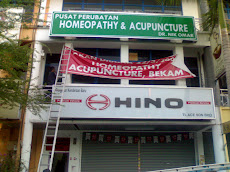 Klinik Homeopathy Shah Alam