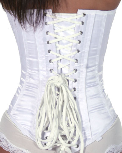 Plus size bras and panties blog plus size corsets for prom for Plus size girdle for wedding dress