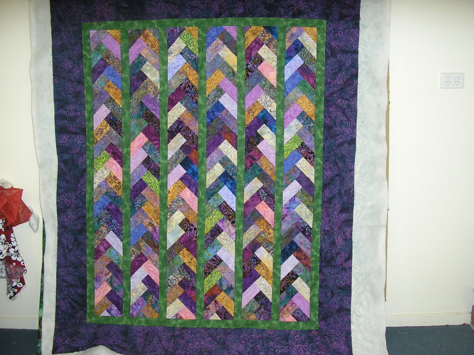 French Braid Quilt Pattern New Ideas