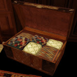 Antique Trunk & Quilts