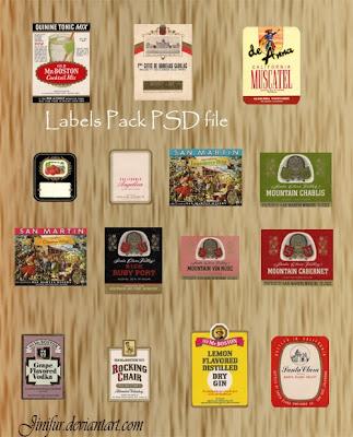 http://jinifur.blogspot.com/2010/01/vintage-wine-label-freebie.html