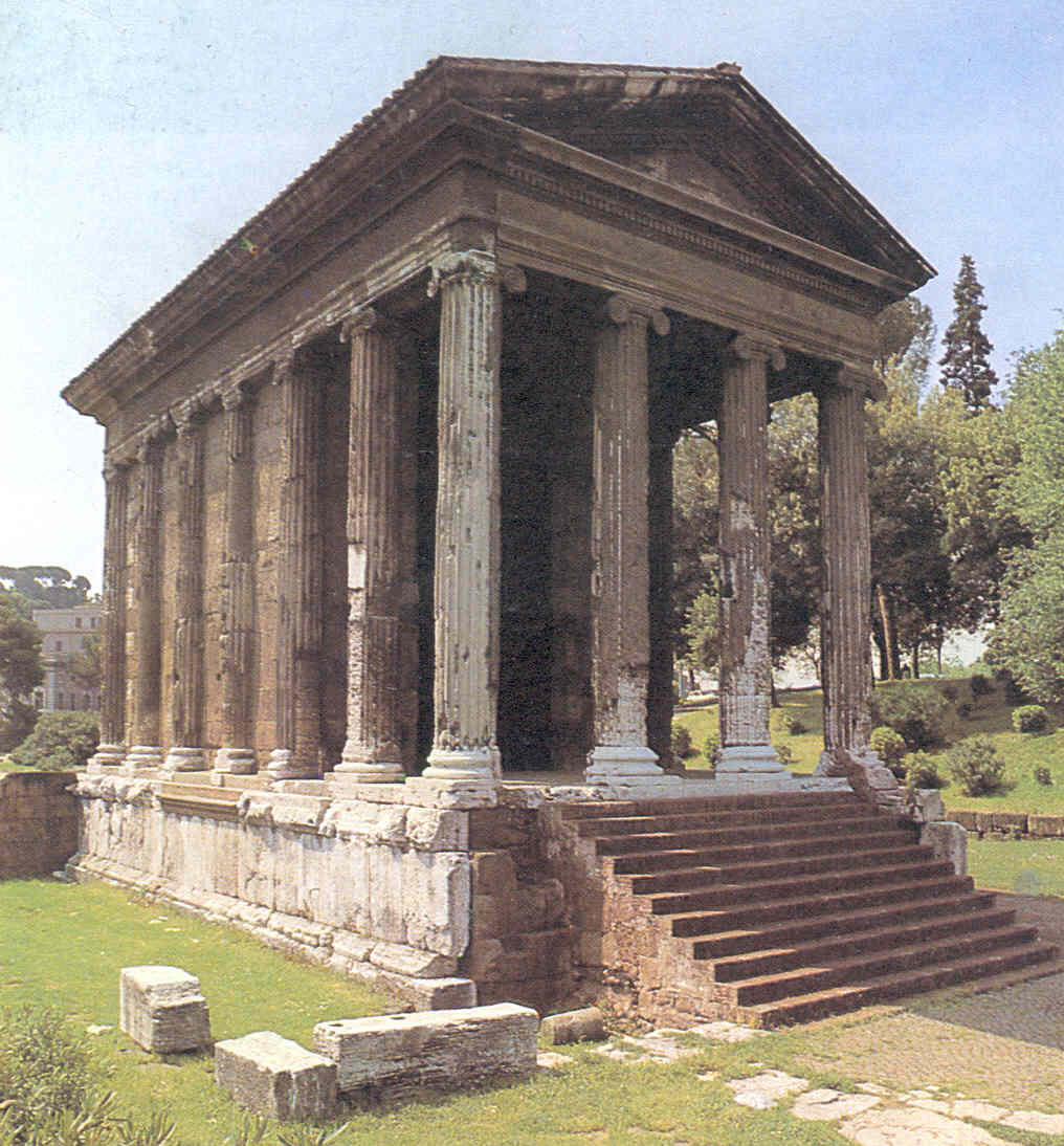 Apuntes de clase de arte arquitectura romana comentario for Arte arquitectura definicion