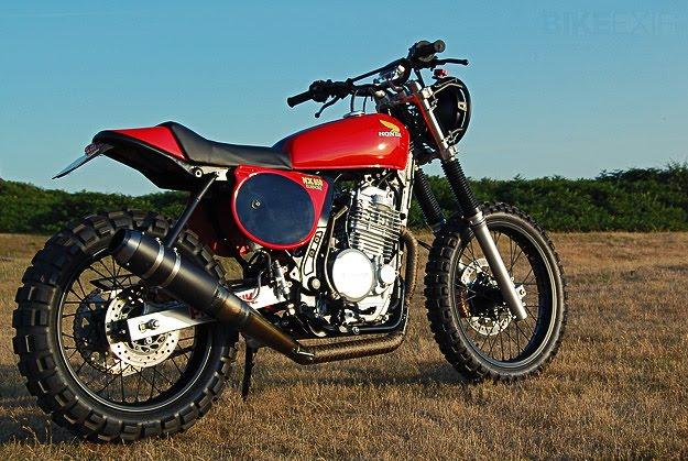 Oscar  Honda NX650 Dominator