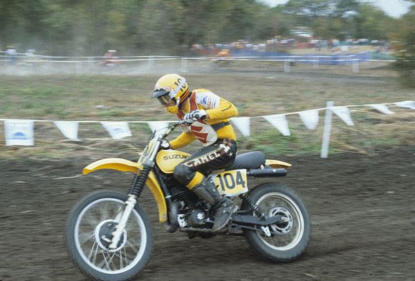 Roger Decoster  S Yamaha Motocross Champ