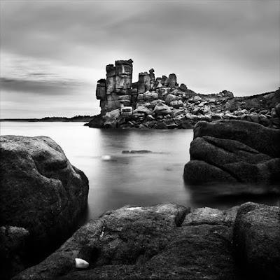 rochers de granit à Ploumanac'h