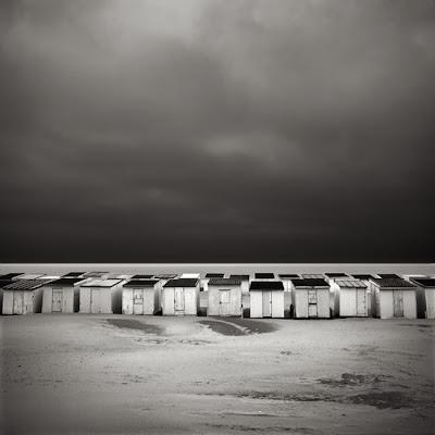 cabines de plage à Calais