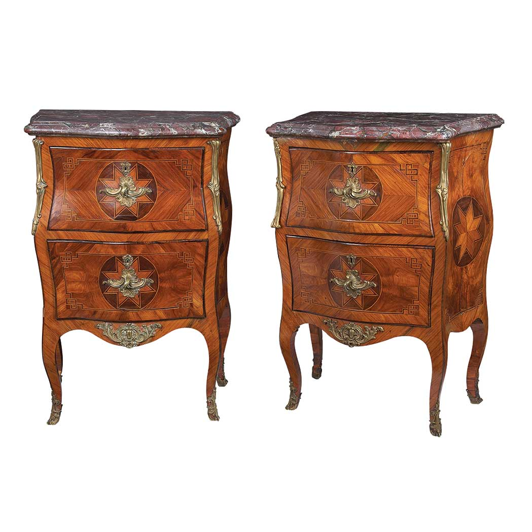 Beauty & The Bourgeoisie Continental Furniture Auction at