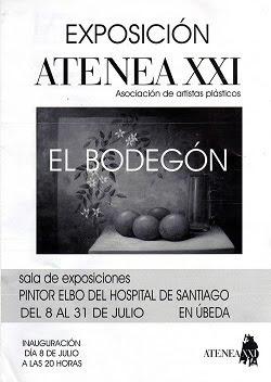 """Úbeda Julio  2010 """" El bodegón"""""""
