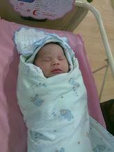 Afrina Huwaidaa'- Newborn