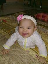 Afrina Huwaidaa'- 6 mth