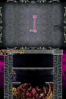 Castlevania: Order of Ecclesia, DS, Shanoa, Crab Boss