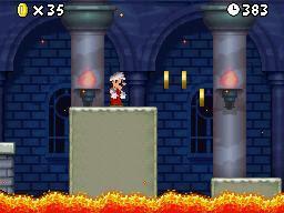 Mario DS Castle