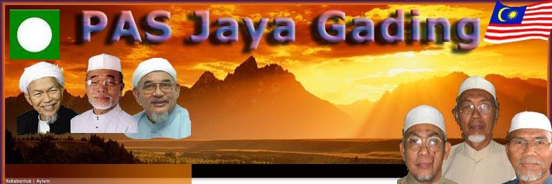 PAS Cawangan Jaya Gading