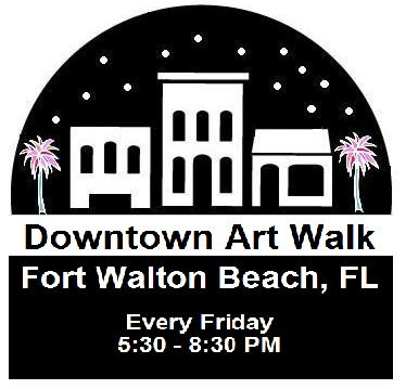 Downtown Fort Walton Beach Art Walk