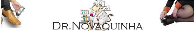 Dr. Novaquinha - Conservando artigos de Couro