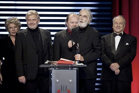 EFA awards 2009: Michael Haneke wins Best Film, Direction, Screenplay