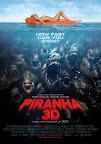 Piranha 3D, Poster