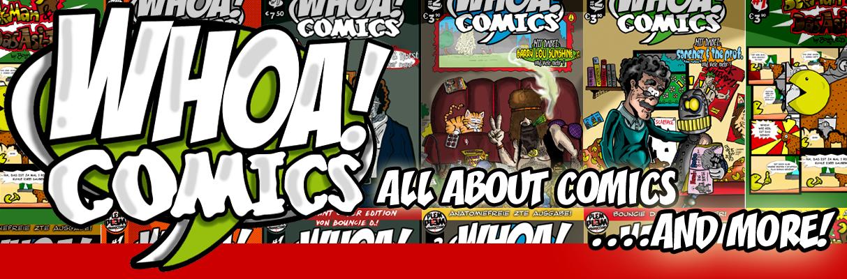WHOA! COMICS!