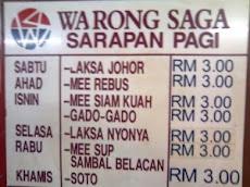 Warung Saga