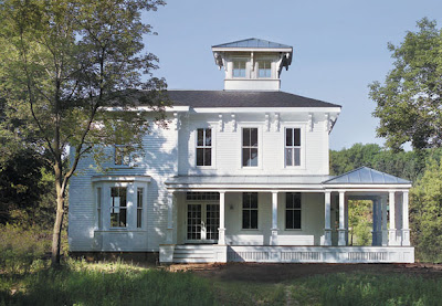The cottage nest charmed i 39 m sure for Gothic revival farmhouse
