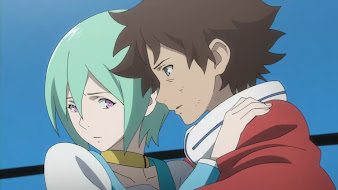 #2 Eureka Seven Wallpaper