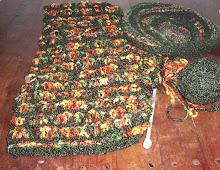 boina y bufanda ( scarf and beret)