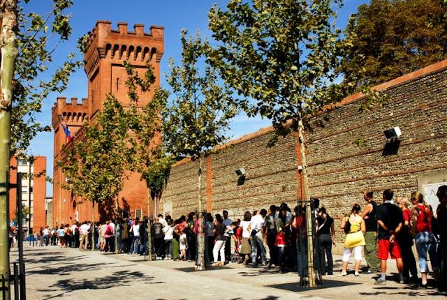 Prison Saint Michel Toulouse