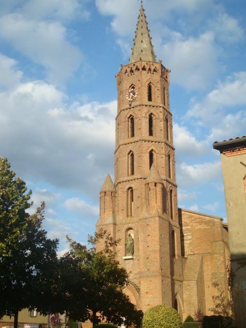 L'eglise Saint Pierre Blagnac