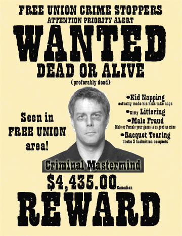 Charming When Asked To Do A Poster I Immediately Thought Of A Wanted Poster, Since  The Plot Evolves Into Rebecca Needy For A Baby Daddy, Hence Her Return. In Criminal Wanted Poster