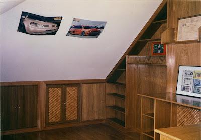 Decoraciones en madera f p h decoracion de buhardillas - Imagenes de buhardillas ...
