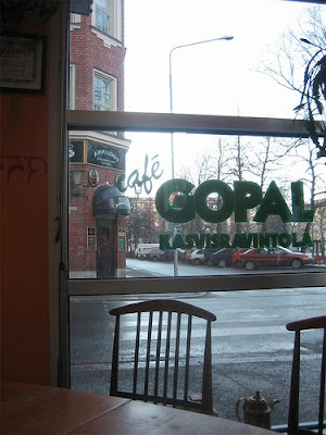 Muutaman vuoden vanha kuva ensimmäisestä Gopalista - vaan miten tätä on käsitelty...?