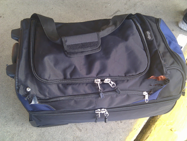 Traveling with eBags
