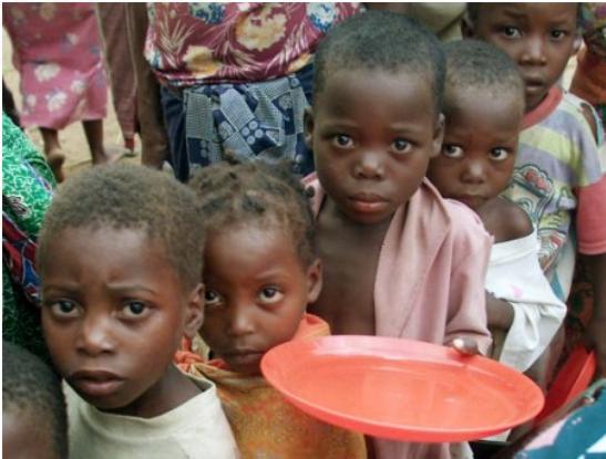 hungry kids