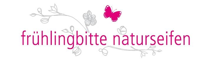 Frühling bitte - Naturseifen steht für betörende Naturseifen und pflegende Badezusätze