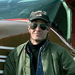 Mark Stadsklev as an adult. The image was taken from his website, www.alaskaphotopilot.com