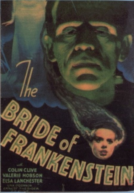 danny boyle frankenstein poster. B-Sol on Bride of Frankenstein