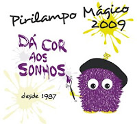 Cartaz do Pirilampo Mágico 2009