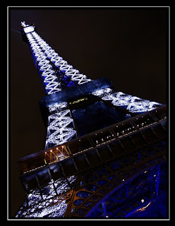 Fotografia da Torre Eiffel