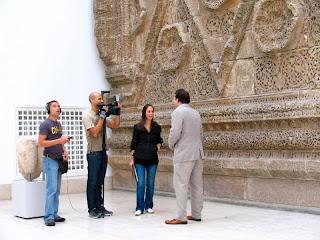 Fachada do Palácio Mshatta, da Jordânia