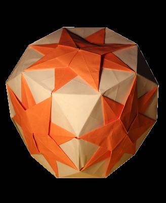 octagonal star 6 unit assembly tomoko fuse